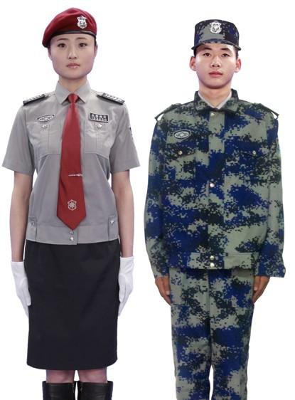 罗培欧2011式保安服